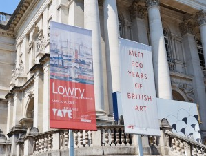 The Tate Museum Britain