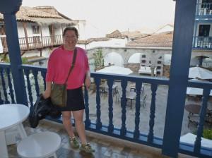2014, Anna Idzi, Cusco, South America