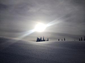 Beautiful Balu Pass as the sun shines- photo courtesy of Mark Klassen