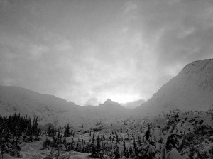 llecillewaet Valley, Rogers Pass- photo courtesy of Mark Klassen