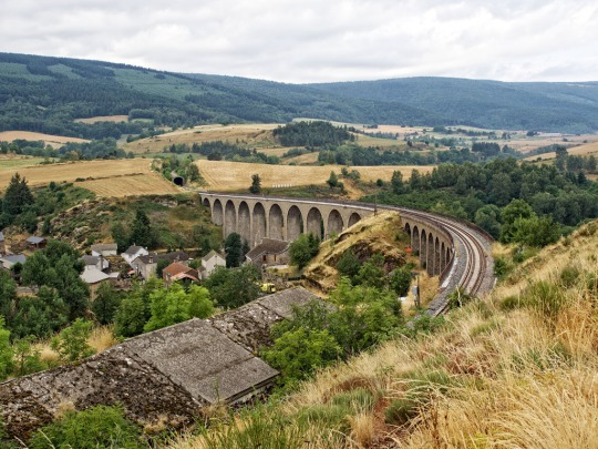 Mirandol viaduct, Chasserades to Le Bleymard