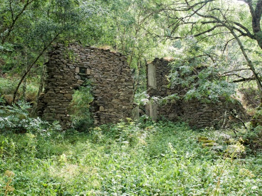 Ruins of Serremejan, Chasserades to Le Bleymard
