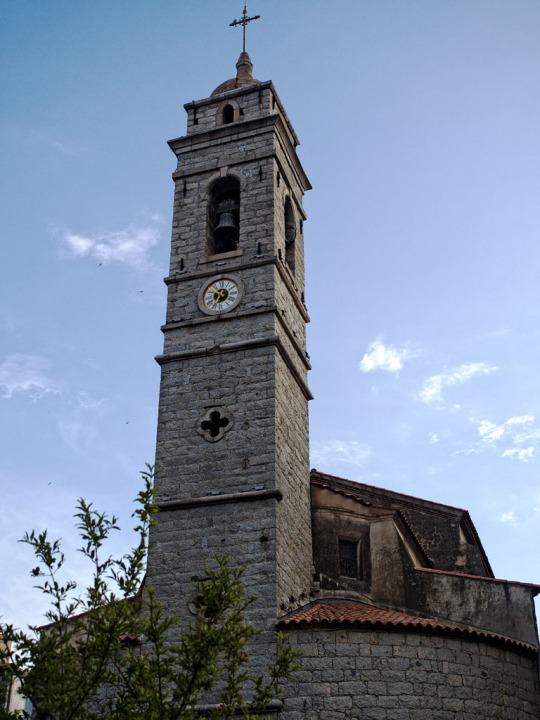 Church Central Square, Porto-Vecchio