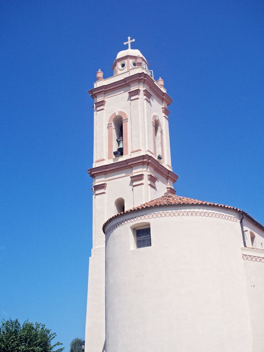 Yet another beautiful church, Ajaccio