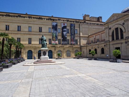 Museum, Ajaccio