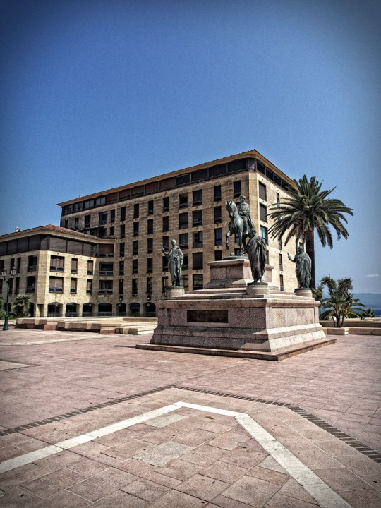 Central Square, Ajaccio