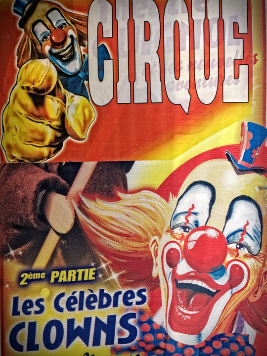 The French and Corsicans love a circus