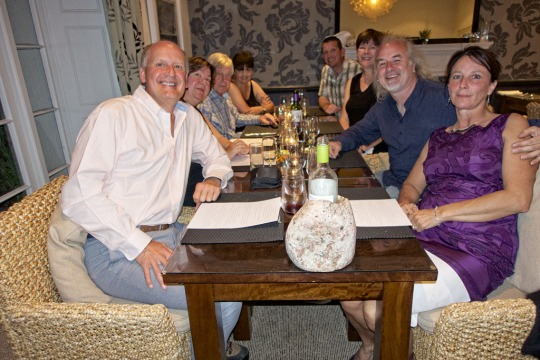 Scotty's birthday party- Plantation House Hotel, Ivy Bridge Devon