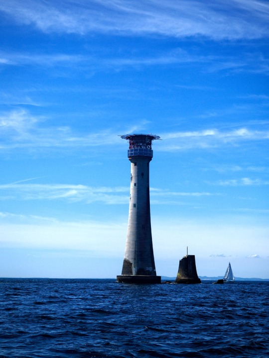 Eddystone Lighthouse, Plymouth harbour