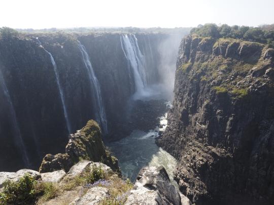 Victoria Falls, Zimbabwe Africa